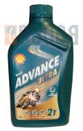 SHELL ADVANCE ULTRA 2 FLACONE DA 1/LT