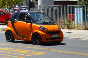 Olio per city car