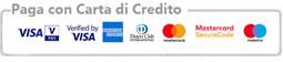Sistemi pagamento accettati
