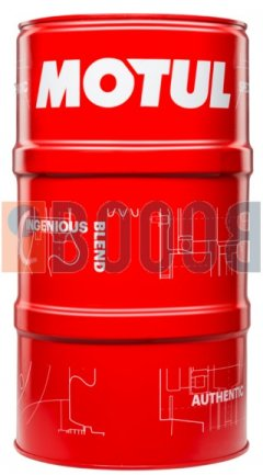 MOTUL 8100 X-CLEAN EFE 5W30 FUSTINO DA 60/LT