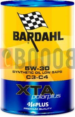 BARDAHL XTA POLAR PLUS C3-C4 5W30 FLACONE DA 1/LT