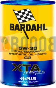 BARDAHL XTA POLAR PLUS C2 5W30 FLACONE DA 1/LT