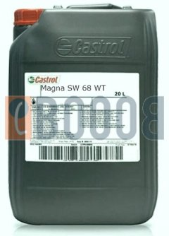 CASTROL IND MAGNA SW 68 WT TANICA DA 20/LT