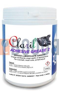 CLARIL ADHESIVE GREASE 2 FLACONE DA 1/KG