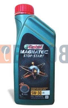 CASTROL MAGNATEC STOP - START 5W30 A5 FLACONE DA 1/LT