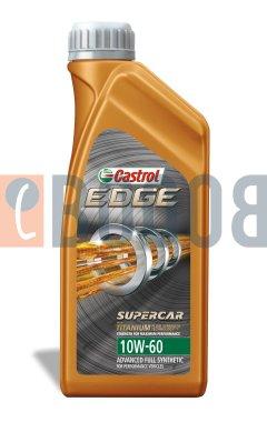 CASTROL EDGE 10W60 TITANIUM SUPERCAR FLACONE DA 1/LT