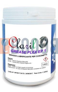 CLARIL GREASE PLEX EP 1 FLACONE DA 1/KG