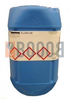 DOMUS FLUIDO 68 TANICA DA 25/KG