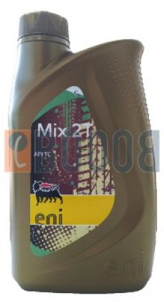 ENI MOTO MIX 2T FLACONE DA 1/LT