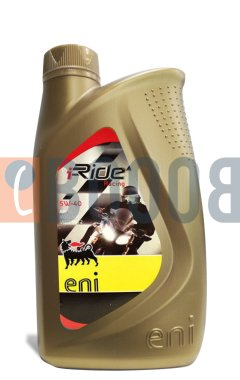 ENI MOTO I-RIDE RACING 5W40 FLACONE DA 1/LT