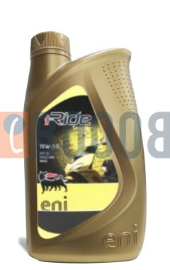 ENI MOTO I-RIDE SCOOTER 15W50 FLACONE DA 1/LT