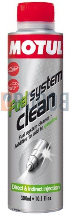 MOTUL FUEL SYSTEM CLEAN AUTO FLACONE DA 300/ML
