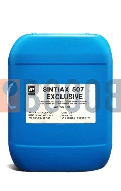 IP SINTIAX EXCLUSIVE 507 5W30 TANICA DA 20/LT