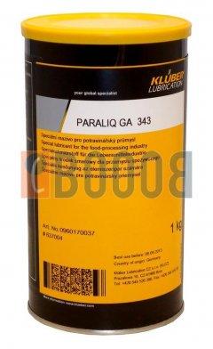 KLUBER PARALIQ GA 343 FLACONE DA 1/KG