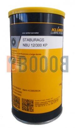 KLUBER STABURAGS NBU 12/300 KP FLACONE DA 1/KG