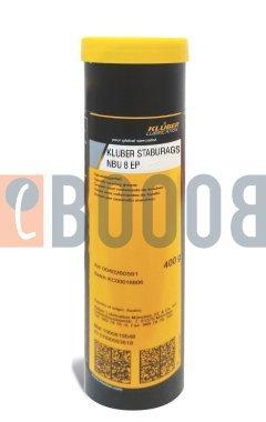 KLUBER STABURAGS NBU 8 EP CARTUCCIA DA 400/GR