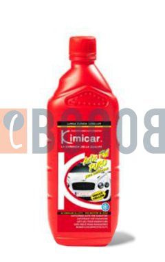 KIMICAR ARTIC FLU PURO GIALLO FLACONE DA 1/LT