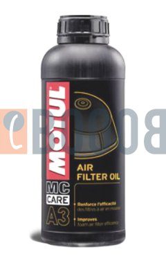 MOTUL A3-AIR FILTER OIL FLACONE DA 1/LT