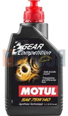 MOTUL GEAR COMPETITION 75W140 FLACONE DA 1/LT