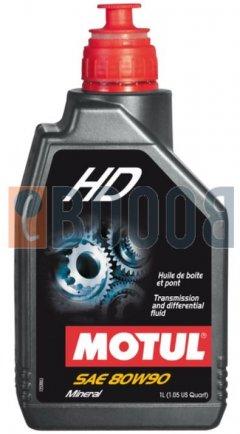MOTUL HD 80W90 FLACONE DA 1/LT