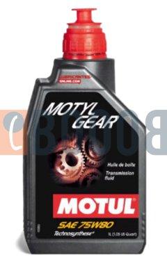 MOTUL MOTYLGEAR 75W80 FLACONE DA 1/LT