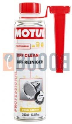 MOTUL DPF CLEAN FLACONE DA 300/ML