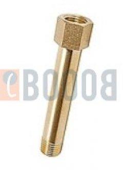 PERMA PROLUNGA 75 MM G1/4E X G1/4I OTTONE 104856
