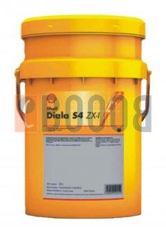 SHELL DIALA S4 ZXI TANICA DA 20/LT