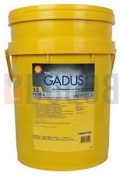 SHELL GADUS S3 V220C 2 TANICA DA 18/KG