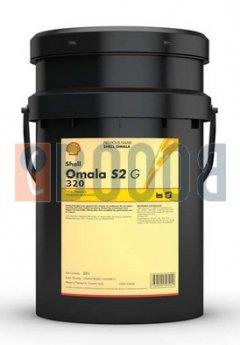 SHELL OMALA S2 GX 320 TANICA DA 20/LT