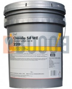 SHELL OMALA S4 WE 220 TANICA DA 20/LT