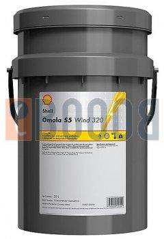 SHELL OMALA S5 WIND 320 TANICA DA 20/LT