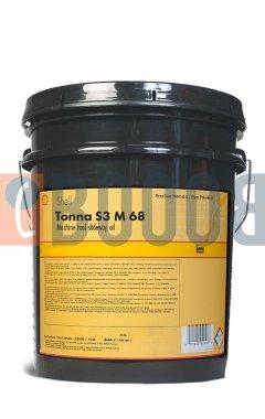 SHELL TONNA S3 M 68 TANICA DA 20/LT