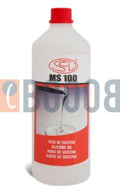 SILICONI FLUIDO MS 100 FLACONE DA 1/KG