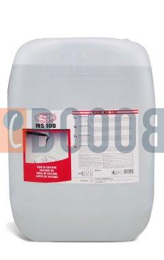 SILICONI FLUIDO MS 100 TANICA DA 25/KG