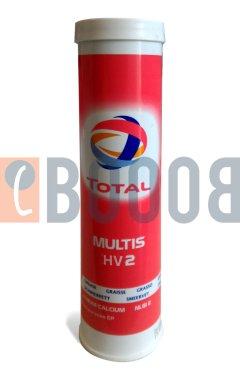 TOTAL MULTIS COMPLEX HV 2 CARTUCCIA DA 400/GR