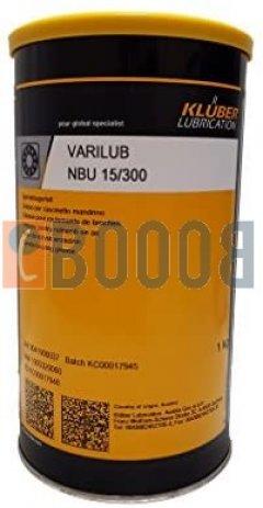 KLUBER VARILUB NBU 15/300 FLACONE DA 1/KG
