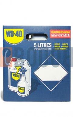 WD-40 FLUID + DOSATORE (SPRAY) x 1 FLACONE DA 5/LT