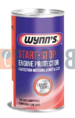 WYNN`S START-STOP ENGINE PROTECTOR W66841 FLACONE DA 325/ML