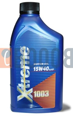 XTREME 1003 15W40 FLACONE DA 1/LT