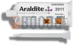 HUNTSMAN ARALDITE 2011 (AW 106) 6 BICARTUCCE DA 50/ML