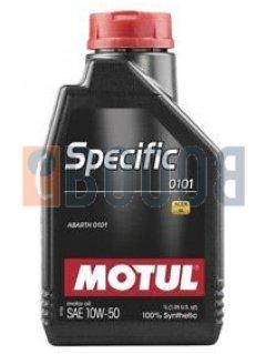 MOTUL SPECIFIC 0101 10W50 FLACONE DA 1/LT