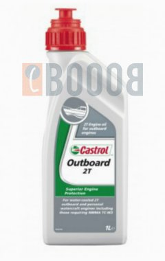 CASTROL OUTBOARD 2T FLACONE DA 1/LT