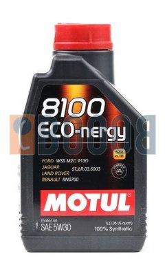 MOTUL 8100 ECO-NERGY 5W30 FLACONE DA 1/LT
