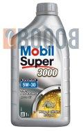 MOBIL SUPER 3000 XE 5W30 FLACONE DA 1/LT