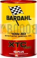 BARDAHL XTC C60 10W50 AUTO FLACONE DA 1/LT