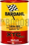 BARDAHL XTC C60 15W50 AUTO FLACONE DA 1/LT