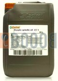 CASTROL IND HYSPIN SPINDLE OIL ZZ 5 TANICA DA 20/LT