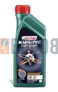 CASTROL MAGNATEC STOP-START 5W20 E FLACONE DA 1/LT