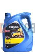 ENI I-SIGMA MONOGRADE 30 FLACONE DA 4/LT